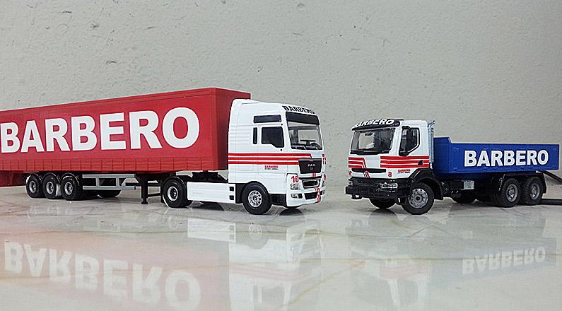 Rotulación de vehiculos - Barbero