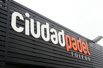 Rótulos - Ciudad padel Toledo