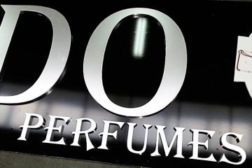 Rótulos - CDO perfumes